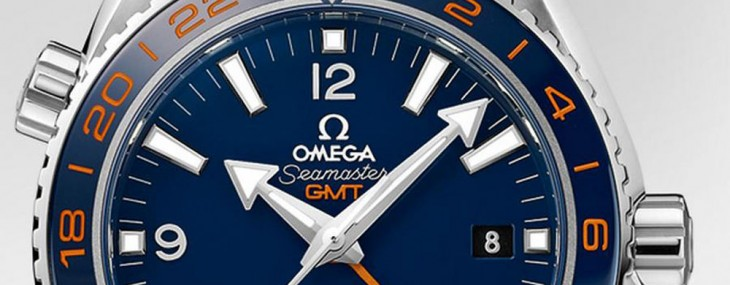 Omega Seamaster Planet Ocean GMT 600M