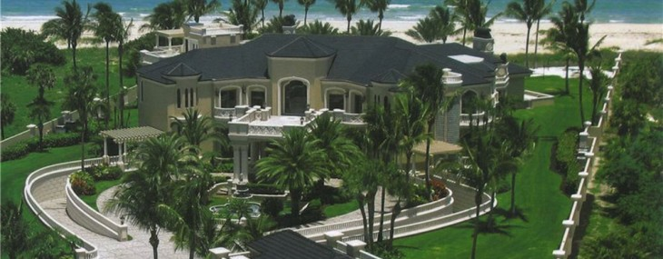 Grandiose Palazzo di Mare on Vero Beach on Sale for $22.5 Million