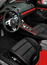 Porsche Boxter S Red 7 Limited Edition