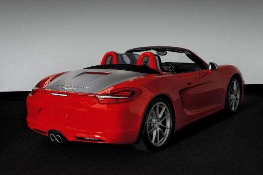 Porsche announces limited edition Red 7 Boxsters in Netherlands