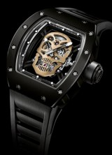 Richard Mille's Panda and Skull Watches at Baselworld 2013