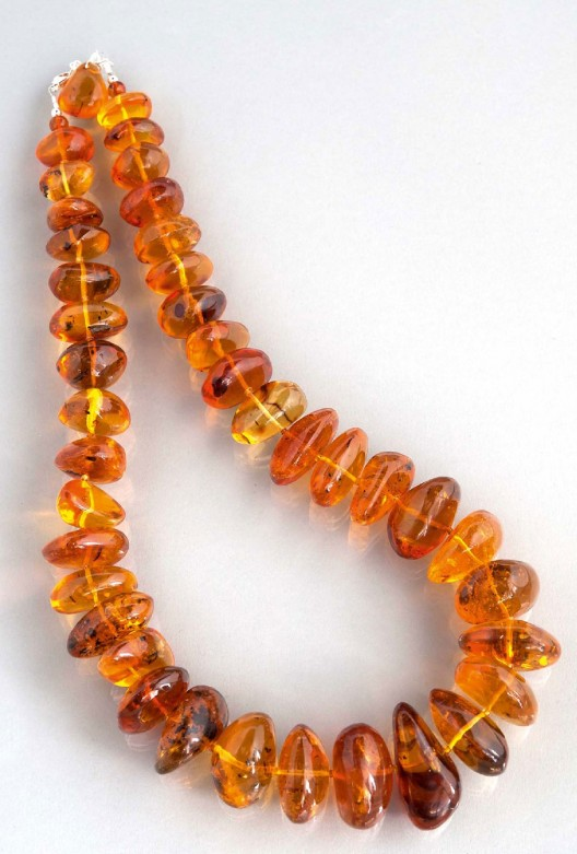 Rare Amber Necklace