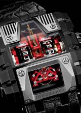 Rebellion T-1000 Gotham Watch Limited Edition