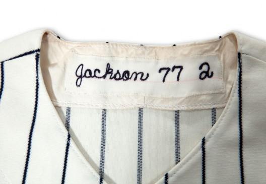 Reggie Jackson's Yankees Jersey