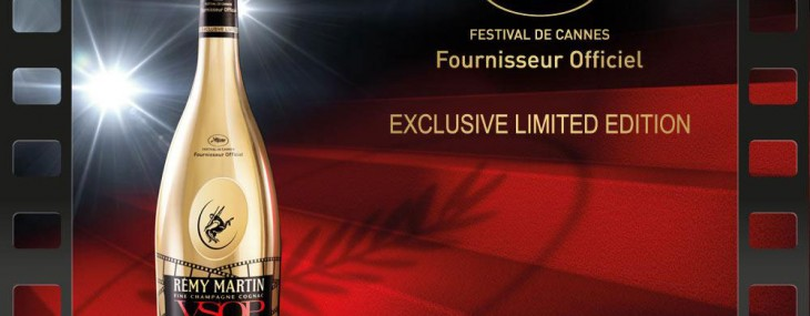 Remy Martin Cannes Limited Edition VSOP 2013 Champagne
