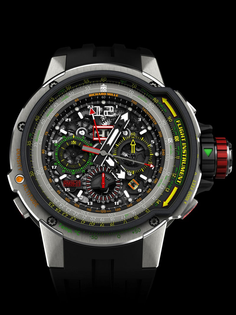 Richard Mille RM 39-01 Automatic Aviation E6-B