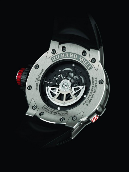 The RM 39-01 Automatic Aviation E6-B will debut at this year's BASELWORLD, and expect to go on sale in the coming months