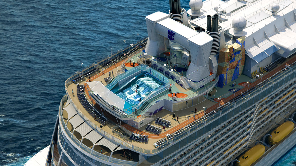 Royal Caribbean39s New Star  Quantum Of The Seas
