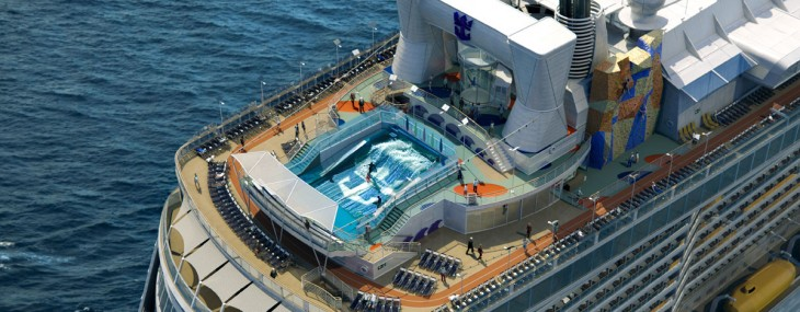 Royal Caribbean's' Quantum of the Seas