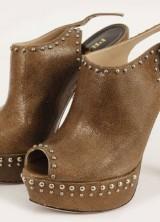 Sarah Jessica Parker's Prada Platform Sandals
