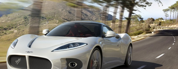 Spyker B6 Venator Coming in 2014
