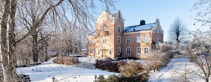The Bryngenäs Palace