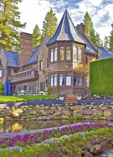 The Castle on Lake Tahoe for Sale