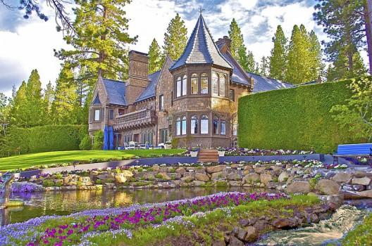 The Castle on Lake Tahoe