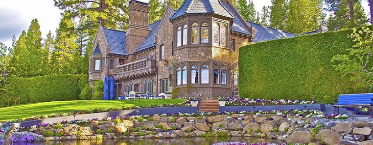 The Castle on Lake Tahoe
