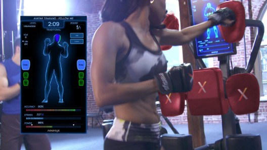 The Nexersys Boxing System reinvents the boxing equipment like never before
