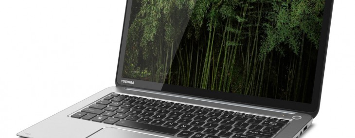 New Toshiba Kirabook Laptop