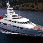 163-foot Delta Expedition Megayacht Triton on Auction