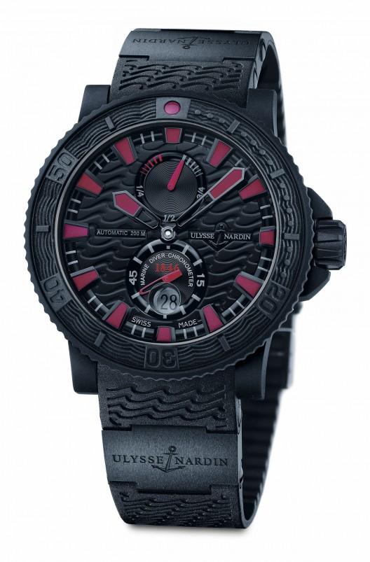 2013 Ulysse Nardin Black Sea Watch