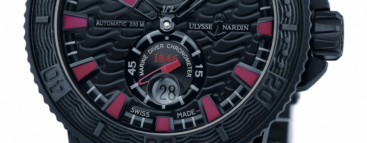 2013 Ulysse Nardin Black Sea Watch
