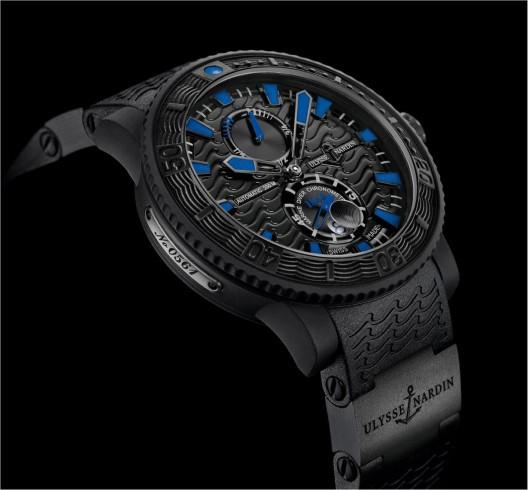 New Ulysse Nardin Black Sea Watch