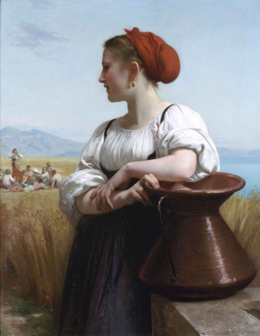 Some of the rare masterworks by Gustave Courbet, Joaquin Sorolla y Bastida, Jean Beraud, William Bouguereau, Jean-Leon Gerome will be offered at Sotheby's bi-annual 19th Century European Art sale on 9 May 2013