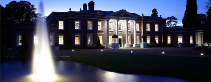 Windsor Park Hall in Surrey, England on Sale for £35 Million