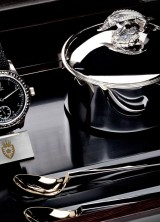 Royal Black Caviar Watch from York