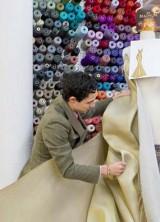 Zac Posen's $1.5 Million 24K Gold Dress for Magnum Ice Cream