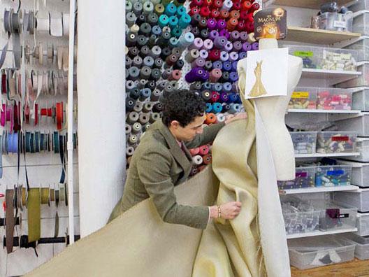 Zac Posen Designs $1.5 Million, 24K Gold Dress For Magnum Ice Cream