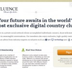 Affluence – Facebook for Rich People