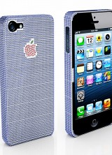 $100,000 iPhone 5 Case with Sapphire and Rubies