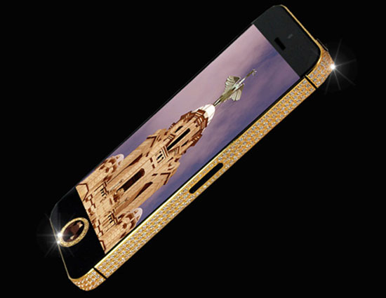 iPhone 5 Black Diamond of $15 4 Million eXtravaganzi
