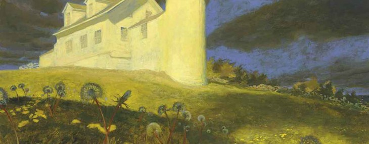 Collection of Paintings from Three Generations of Wyeth at Christie's