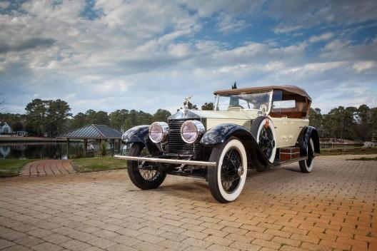 1923 Rolls-Royce Silver Ghost Pall Mall Tourer