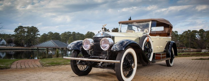 1923 Rolls-Royce Silver Ghost Pall Mall Tourer