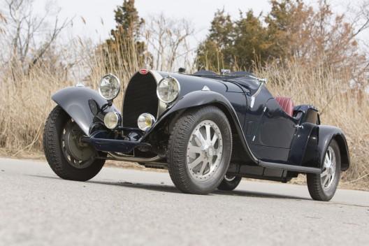 1930 Bugatti Type 43 Supercharged 2/4 Seater