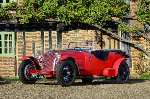1934 Alfa Romeo 8C-2300 Le Mans Tourer