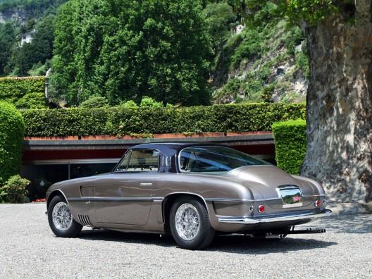 One-off 1953 Ferrari 250 Europa Coupé Vignale to auction at Bonhams Quail Lodge auction 2013