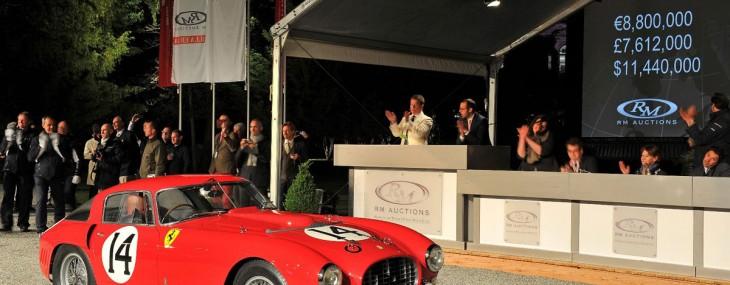 RM Auction on Villa Erba Posts More Than $35.5 Million