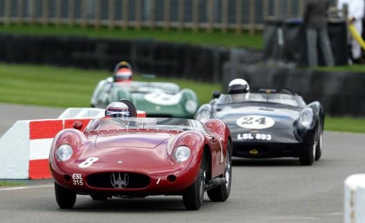 1958 Maserati 250S