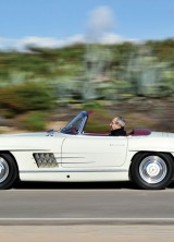 1962 Mercedes-Benz 300SL Roadster