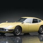 1967 Toyota 2000 GT Sold for $1.2 Milion