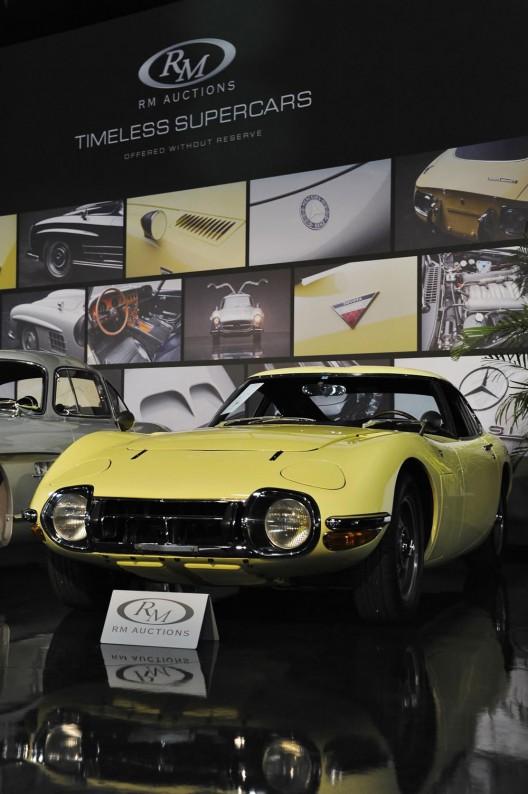 1967 Toyota 2000G