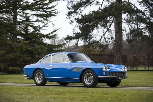 John Lennon's 1965 Ferrari 330GT 2+2 Coupe
