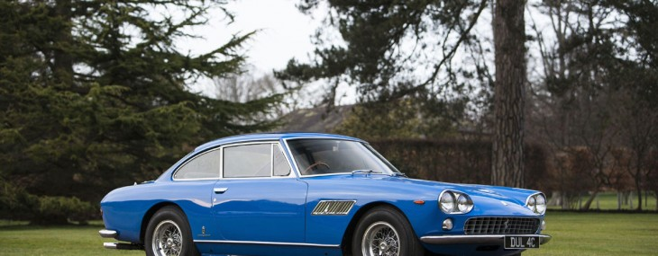 John Lennon's Ferrari 330GT for Sale