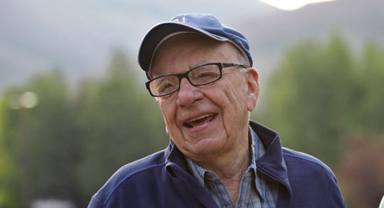 Media Mogul Rupert Murdoch Buys Moraga Vineyards