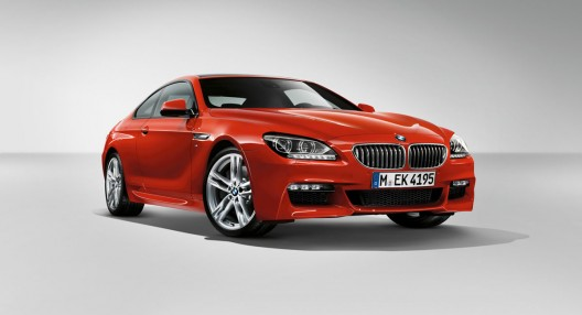 The 2014 BMW 6 series M Sport arrives on the market for $80,625