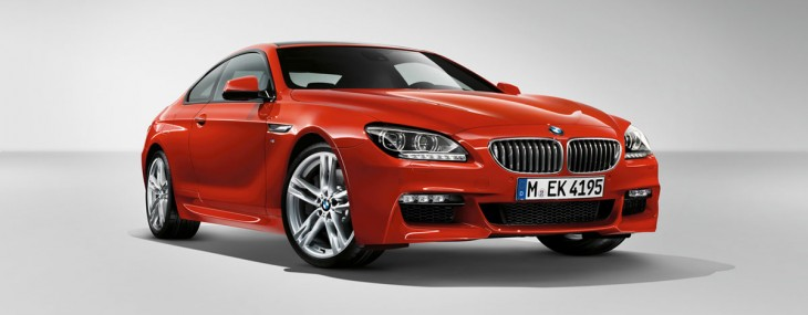 The New 2014 BMW 6 Series M Sport
