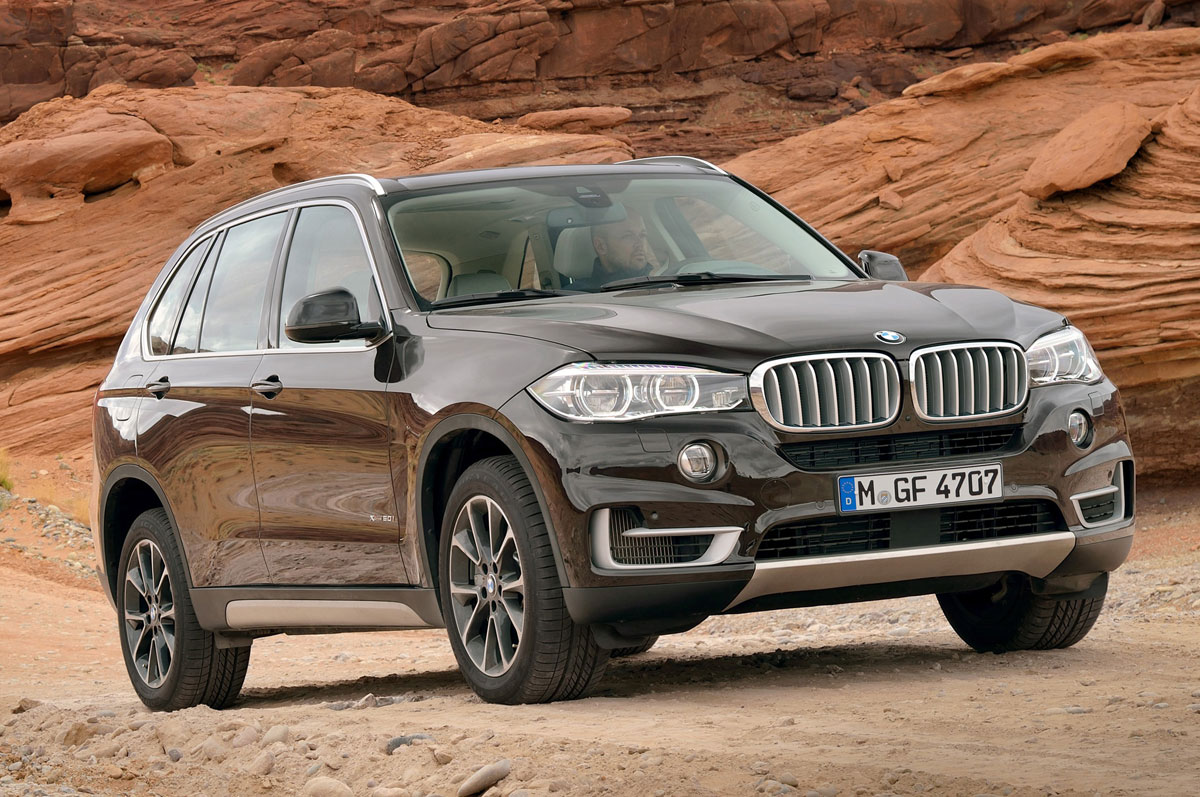 The All New 2014 BMW X5